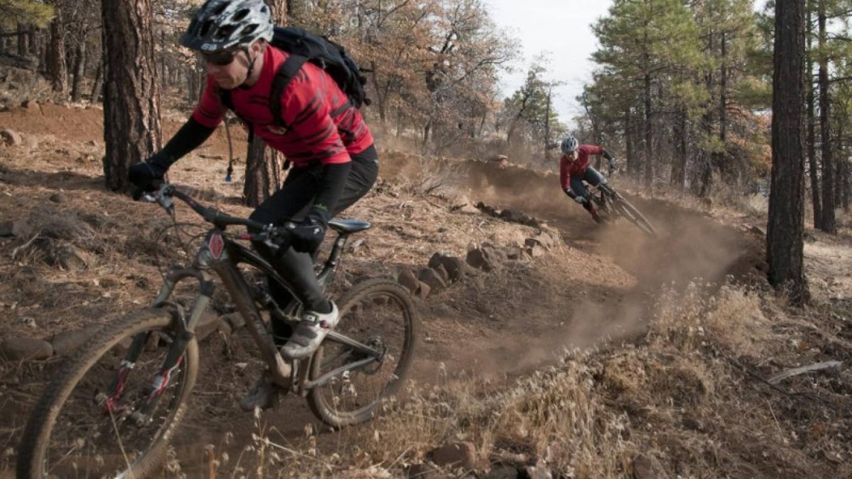 Riding in December – Joel Rathje