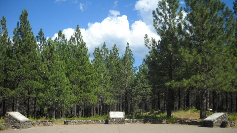 Spattercone Nature Trailhead – A. Scull