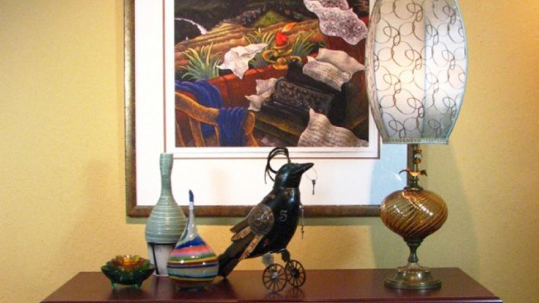 Fine Eye artisans; Collins,Coleman,Kinzig;Leman,Lower,Mullanium – Gail Pimlott