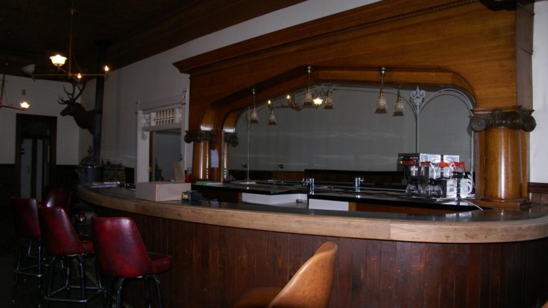 Round-up Room bar – Lorissa Soriano