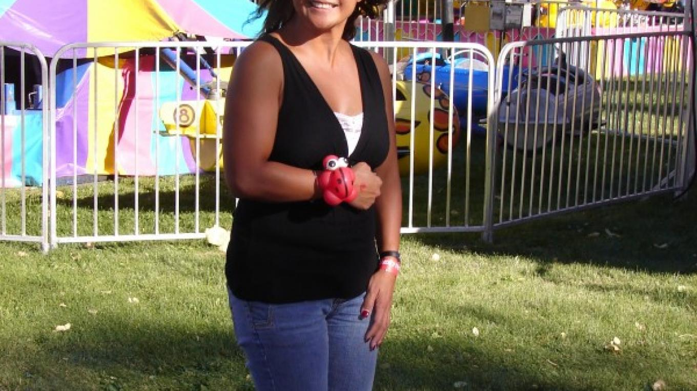 Fair goer – Lorissa Soriano