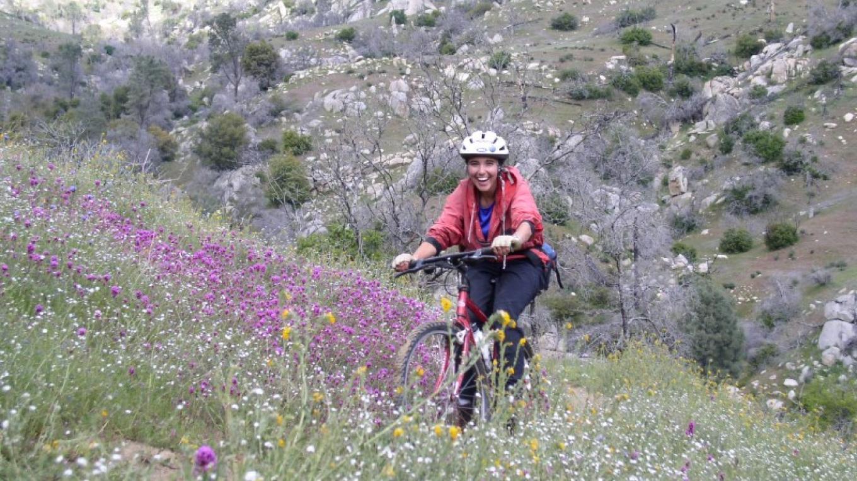 Beginning mountain bike trail.s – MRA
