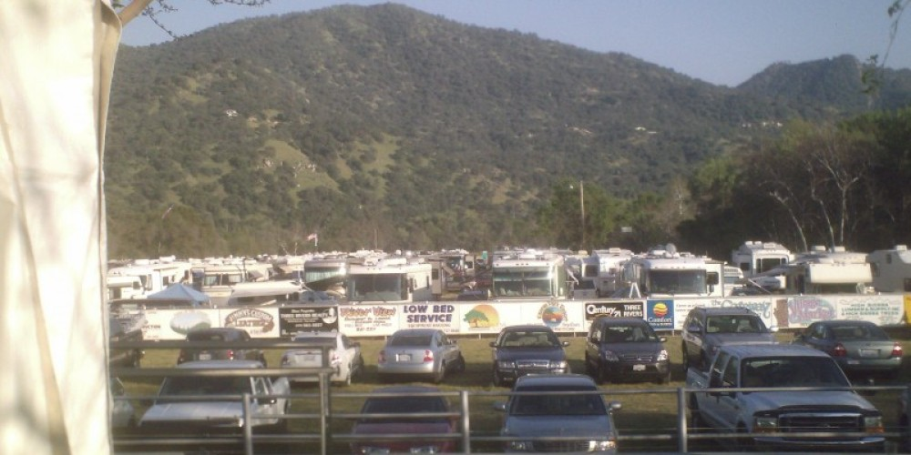 Onsite motor home parking is available at the LIONS Roping Arena venue, on a first-come first-serve basis. – Leah Catherine Launey