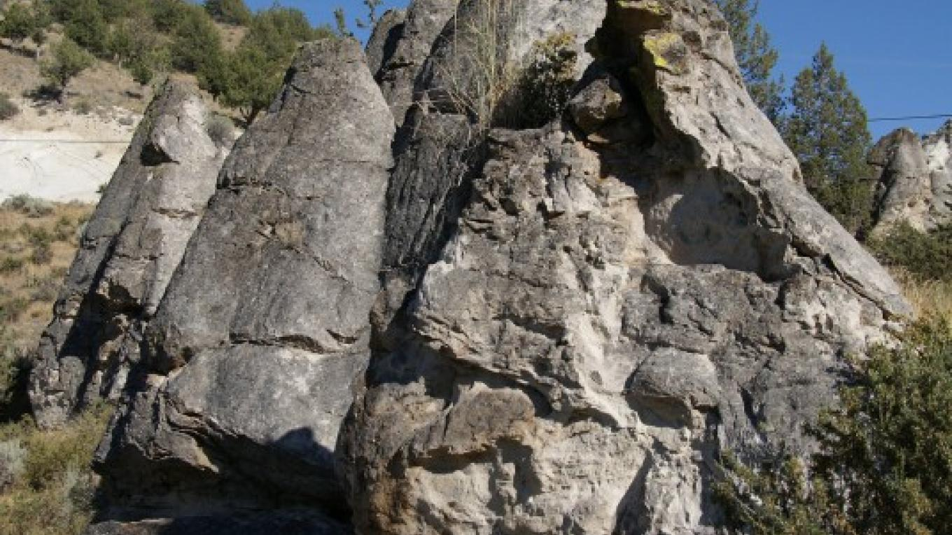 More rock formations. – Lorissa Soriano