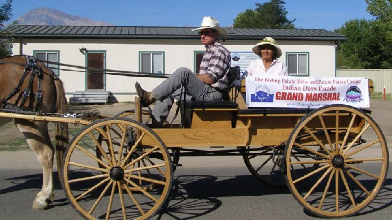 Indian Days Parade - Grand Marshal – Staff