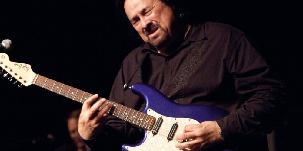 Coco Montoya on the Center Stage – Tony Finnerty