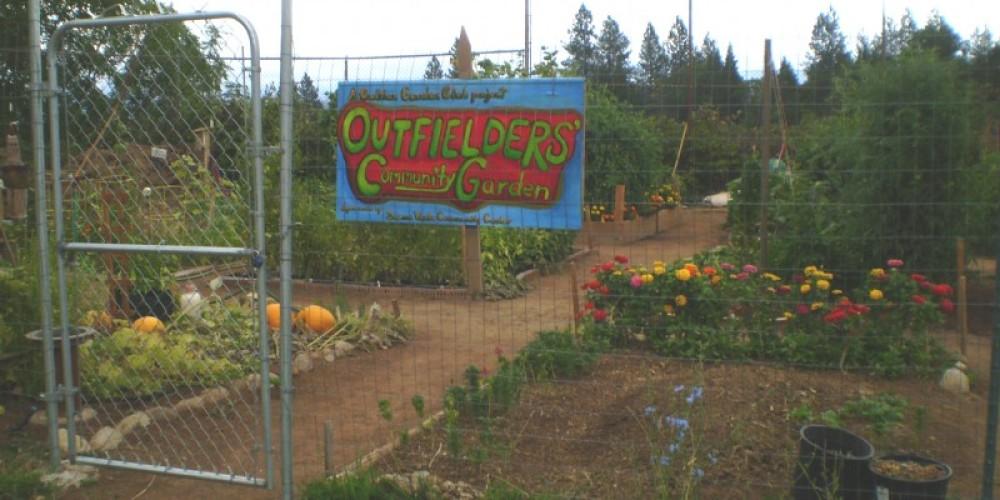 Community Garden-Spring plantings – Connie Heilaman