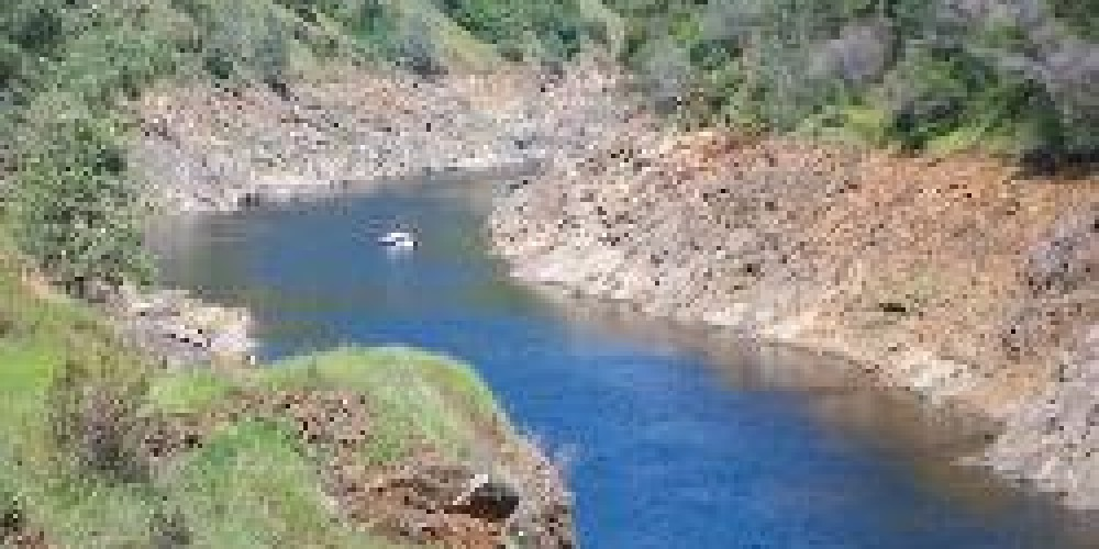 View of Tuolumne River from Wards Ferry Bridge – Lynn Upthagrove