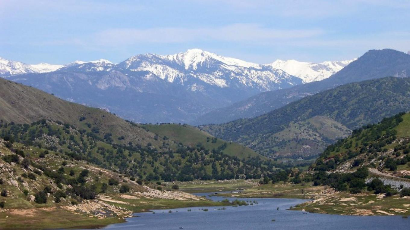 Lake Kaweah near Three Rivers, California and Sequoia National Park – Tom Marshall