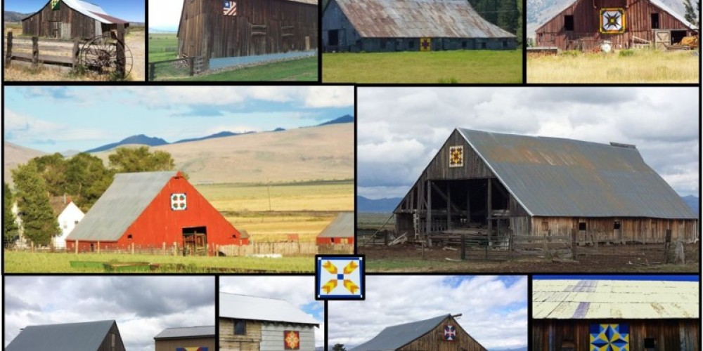 Sierra Valley barn quilts. Barn quilts honor the economic, cultural, and historical contribution of ranching and farming to our rural communities, while celebrating one of America's historic art forms, the quilt block.