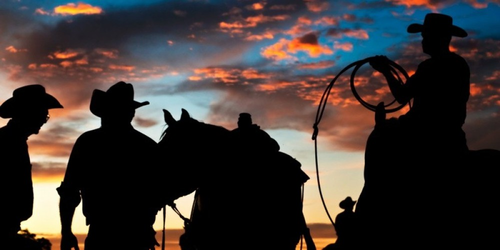 Western Sunset – Charles Phillips