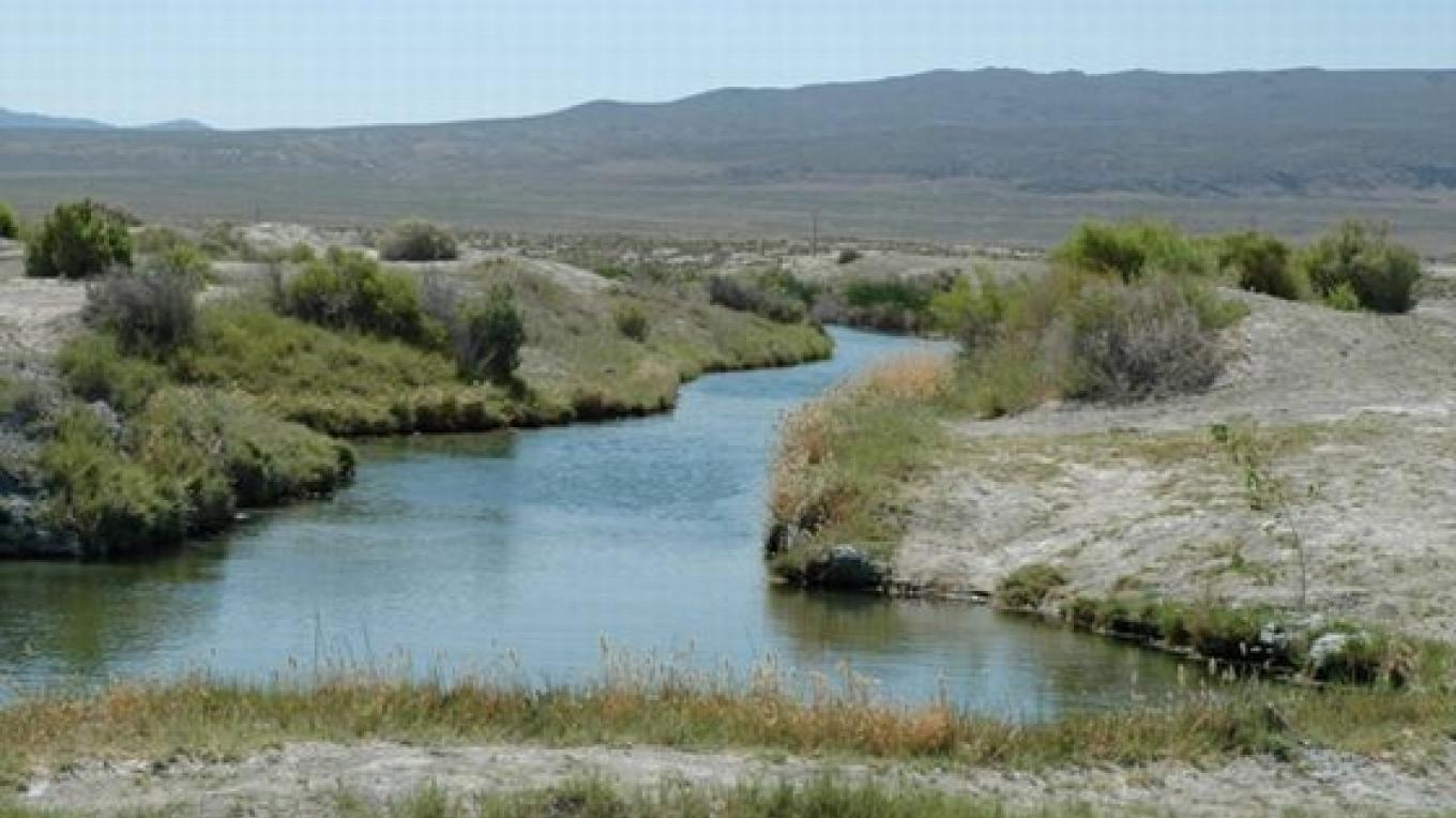 Trego Hot Springs