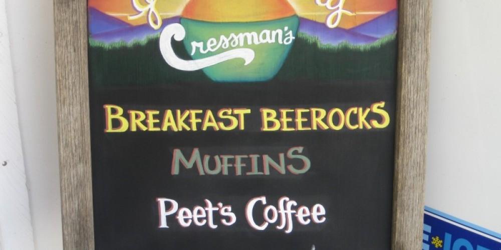 Breakfast available every morning! – Keith Davis