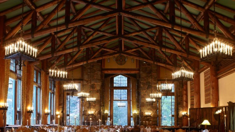The Majestic Yosemite Dining Room