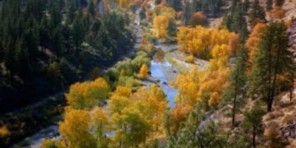 The Susan River and Bizz Johnson Trail. – BLM Eagle Lake Susanville