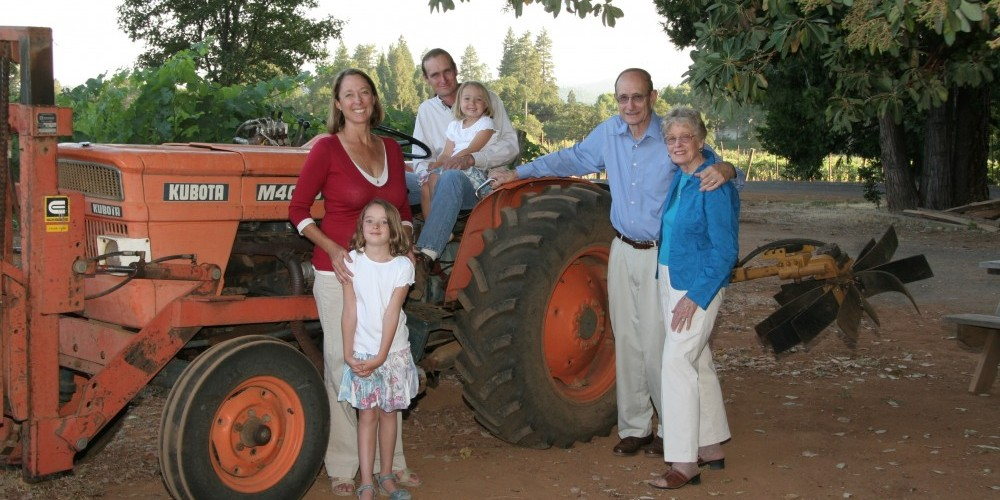 The Bush Family of Madrona Vineyards – Michelle Lipowski