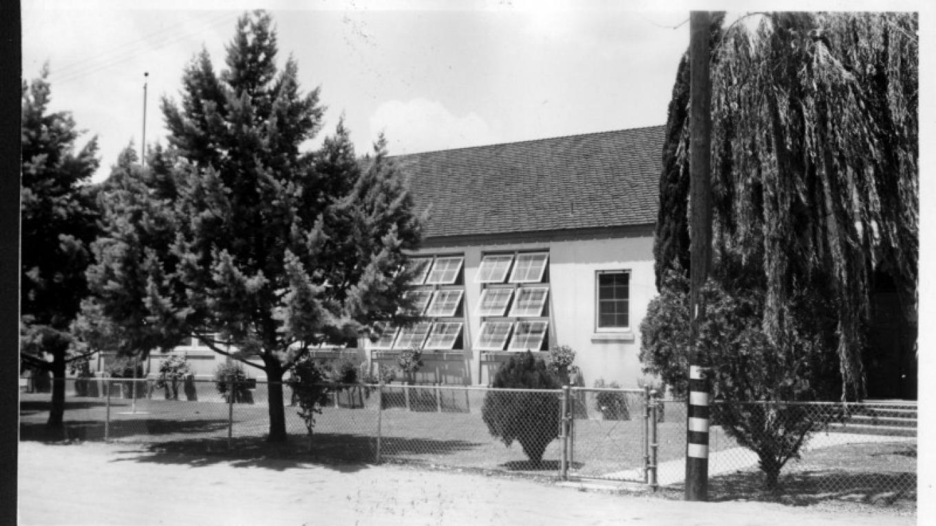 Kernville Elementary School, circa 1947 – unknown