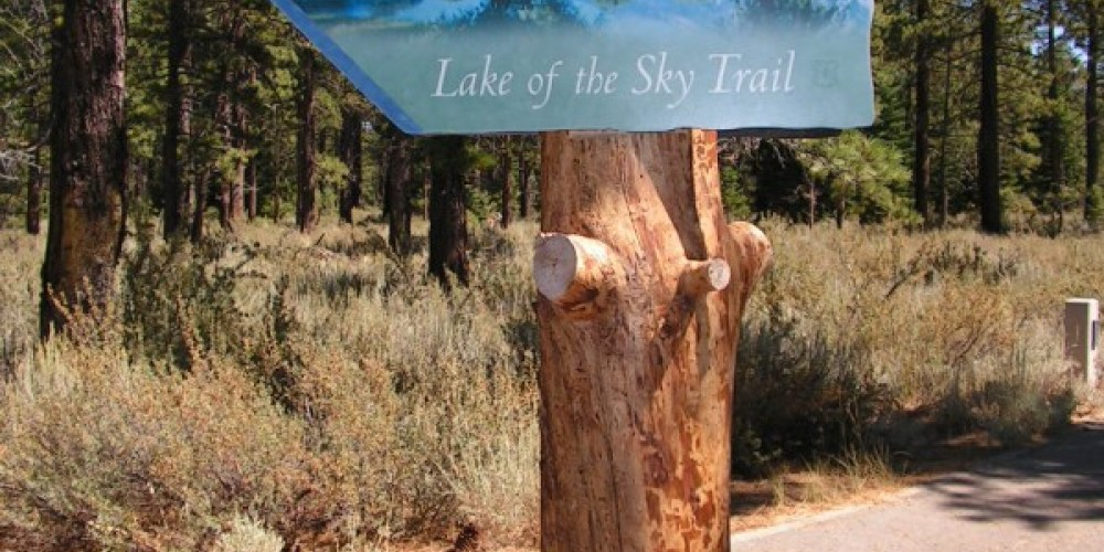 Lake of the Sky Trail – Robin Shriver