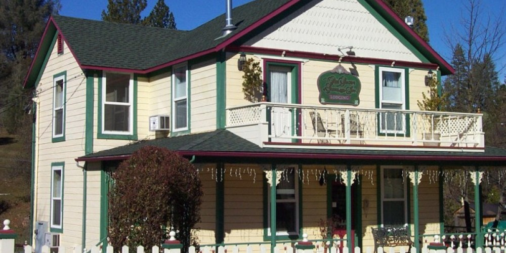 Quiet elegance will surround your stay in this charming Victorian Inn. – Unknown