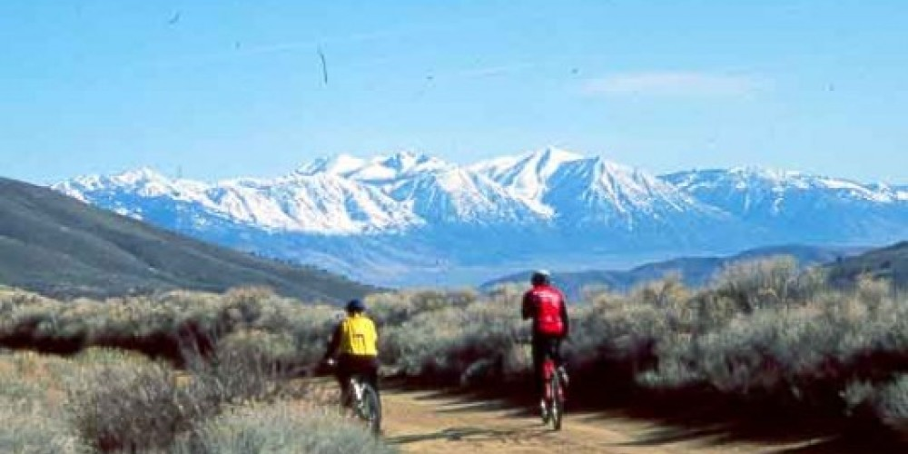 Mountain biking is one of many recreation opportunities – BLM