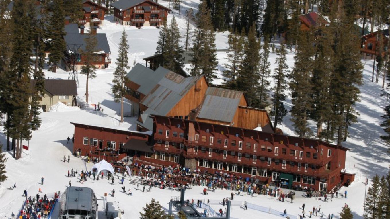 The Lodge from Mt Disney Chair – Felix McLaughlin