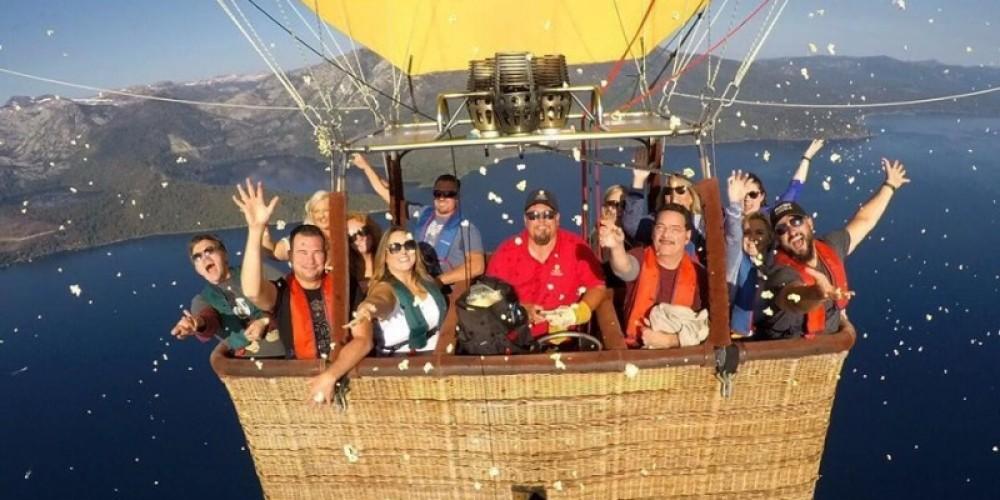 Memories to last a lifetime! – Lake Tahoe Balloons