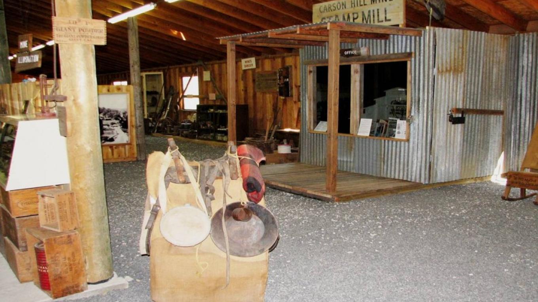Mining Exhibit – K Flaigg
