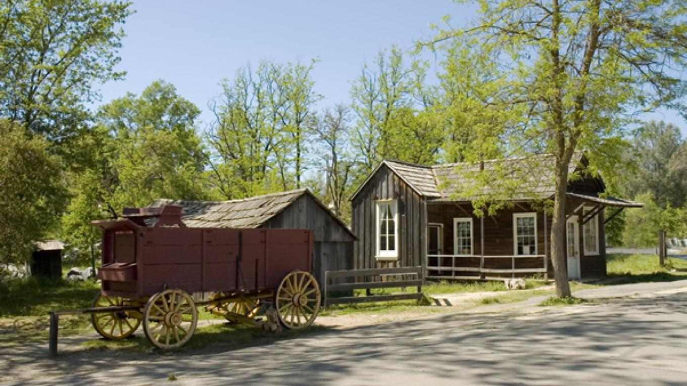 Stroll the streets of Columbia and imagine the sights and sounds of California's Gold Rush – Sierra Nevada Conservancy