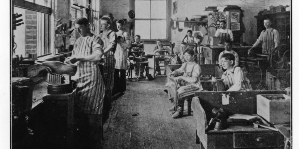 Shoe Shop - 1903