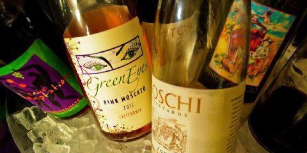 San Joaquin Wine Company wines. – San Joaquin Wine Company