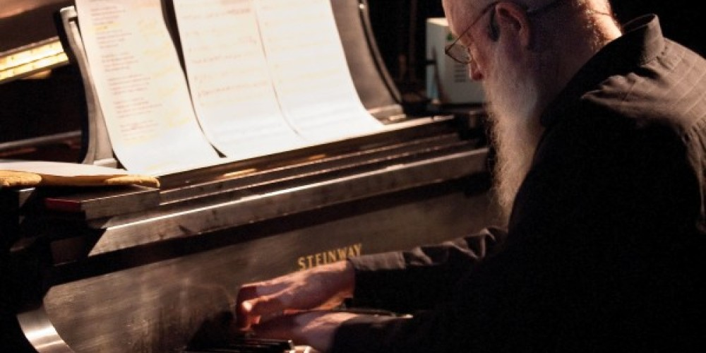 Terry Riley on the Steinway Concert Grand Piano – Tony Finnerty