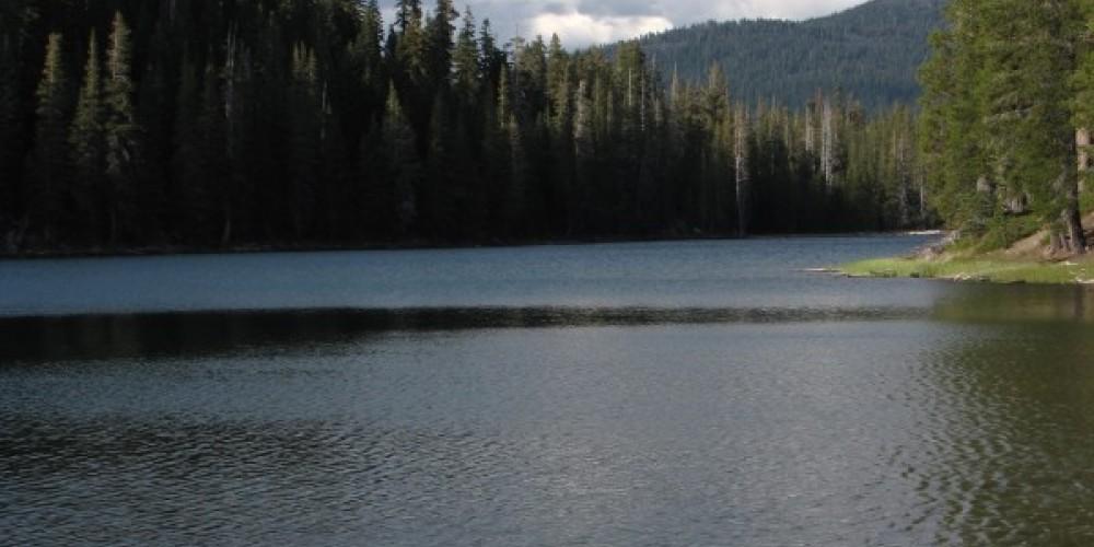 Lower Twin Lake. – Ben Miles