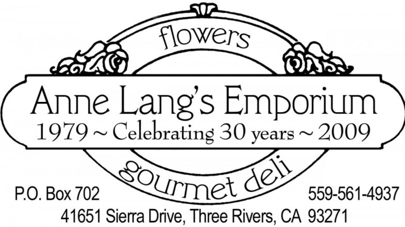 Three decades of service – Anne Lang