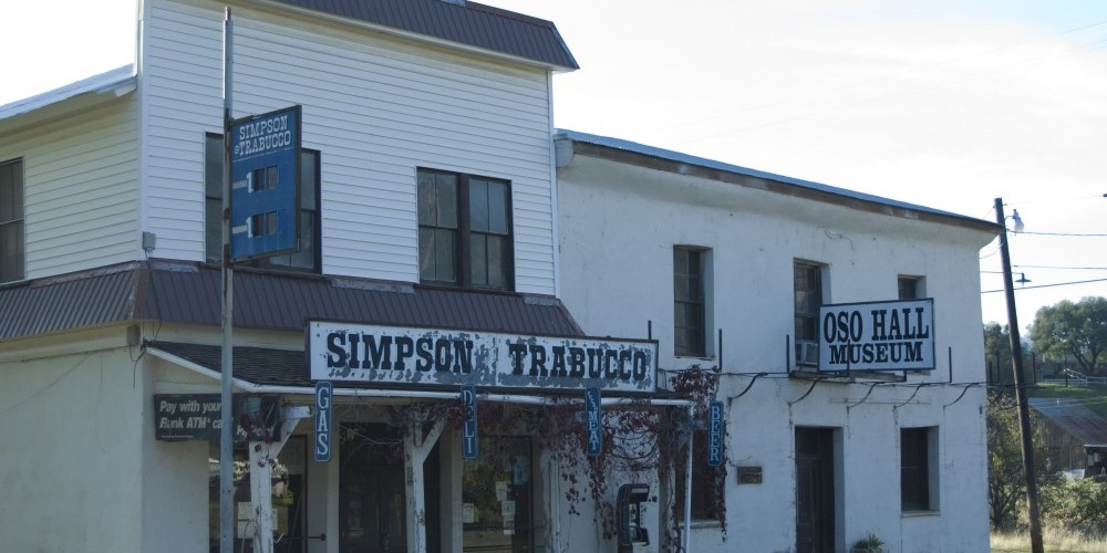 OSO Hall Musuem, Simpson Trabucco building – Jeanetta Phillips