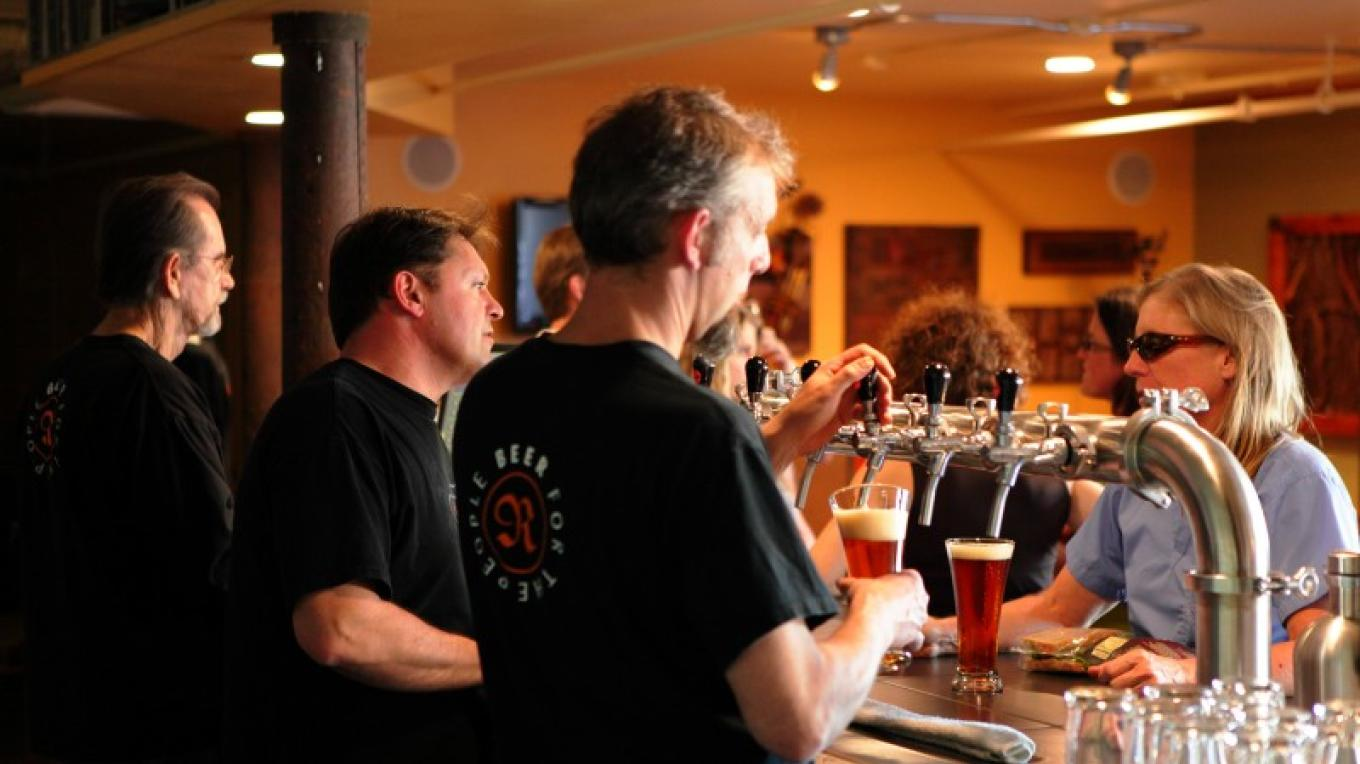 ol' Republic taproom – http://anewscafe.com/2012/09/20/once-upon-a-brew-pub-ol-republic-brewing/