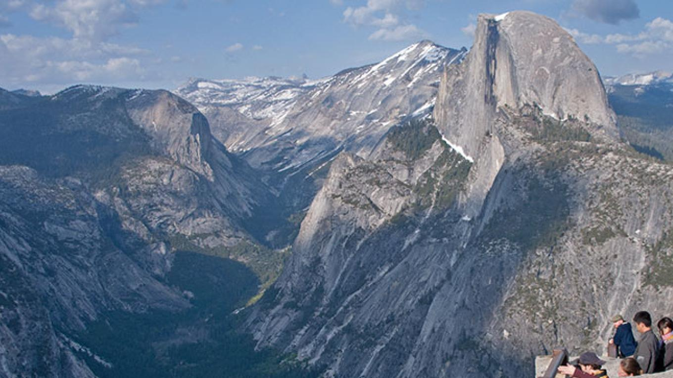 View from Glacier Point – nps.gov