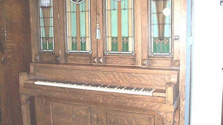 Seeburg G1 Piano – John Mottoros