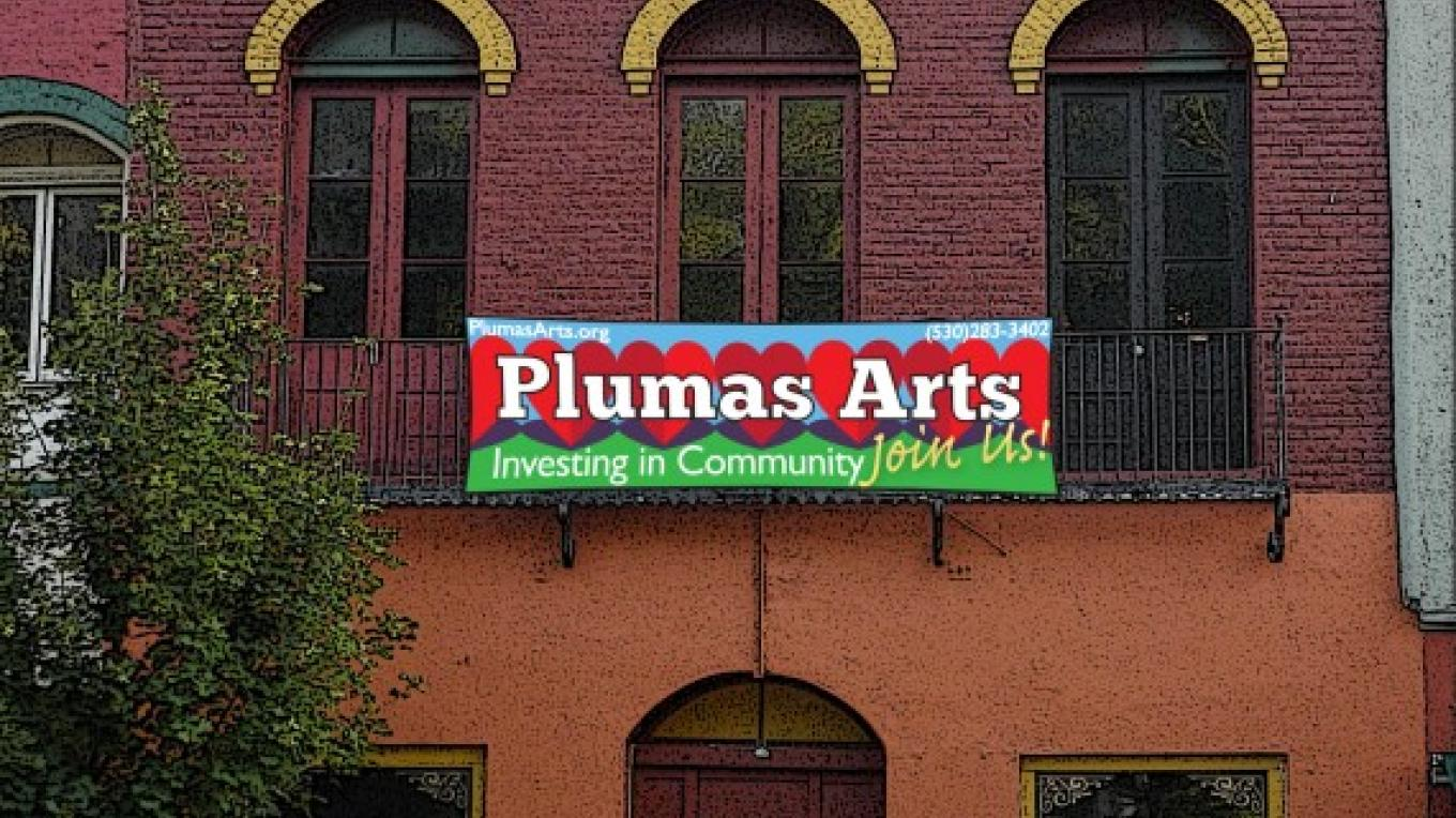The Plumas Arts Gallery – Roxanne Valladao