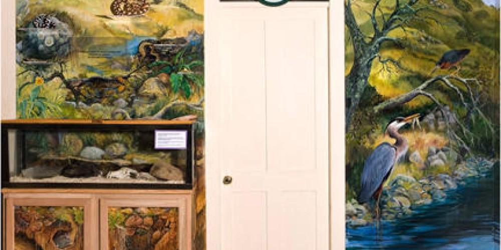 Nature Center interior_1 – Michael Maydak