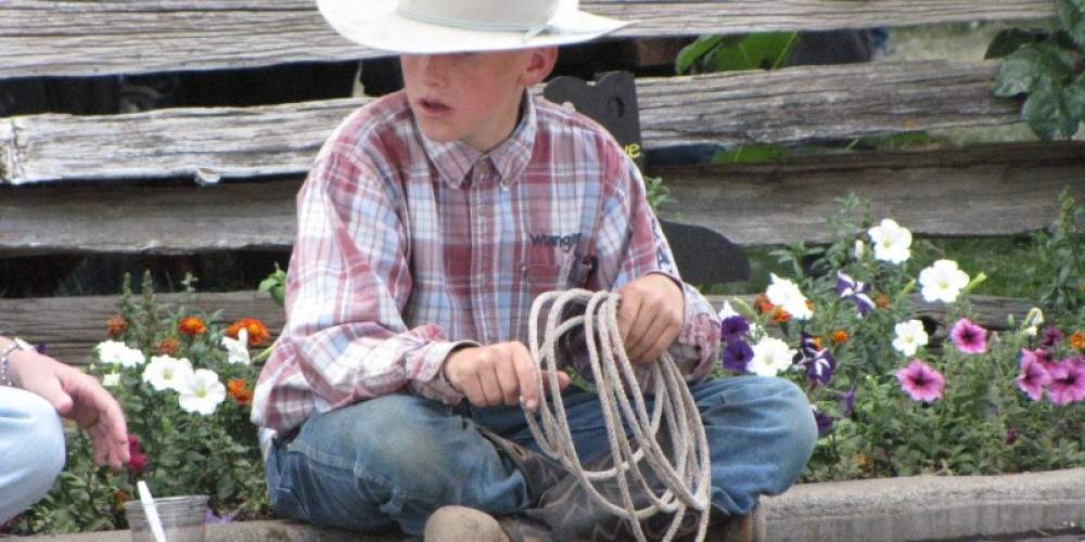 The Inter-Mountain Fair is fun for all ages. – Ben Miles