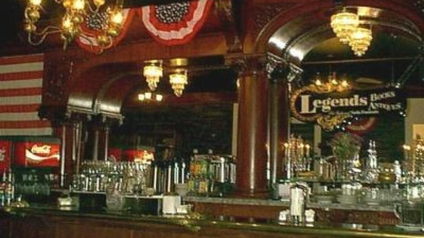 restored soda fountain