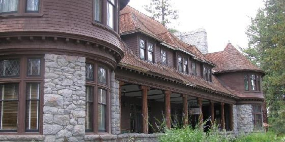 The historic Hellman-Ehrman Mansion – Yaqui
