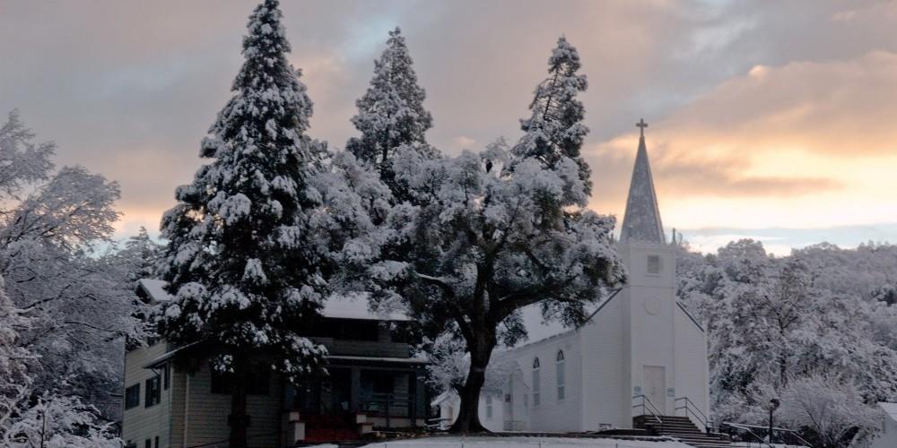 Winter Sunrise – Charles Phillips