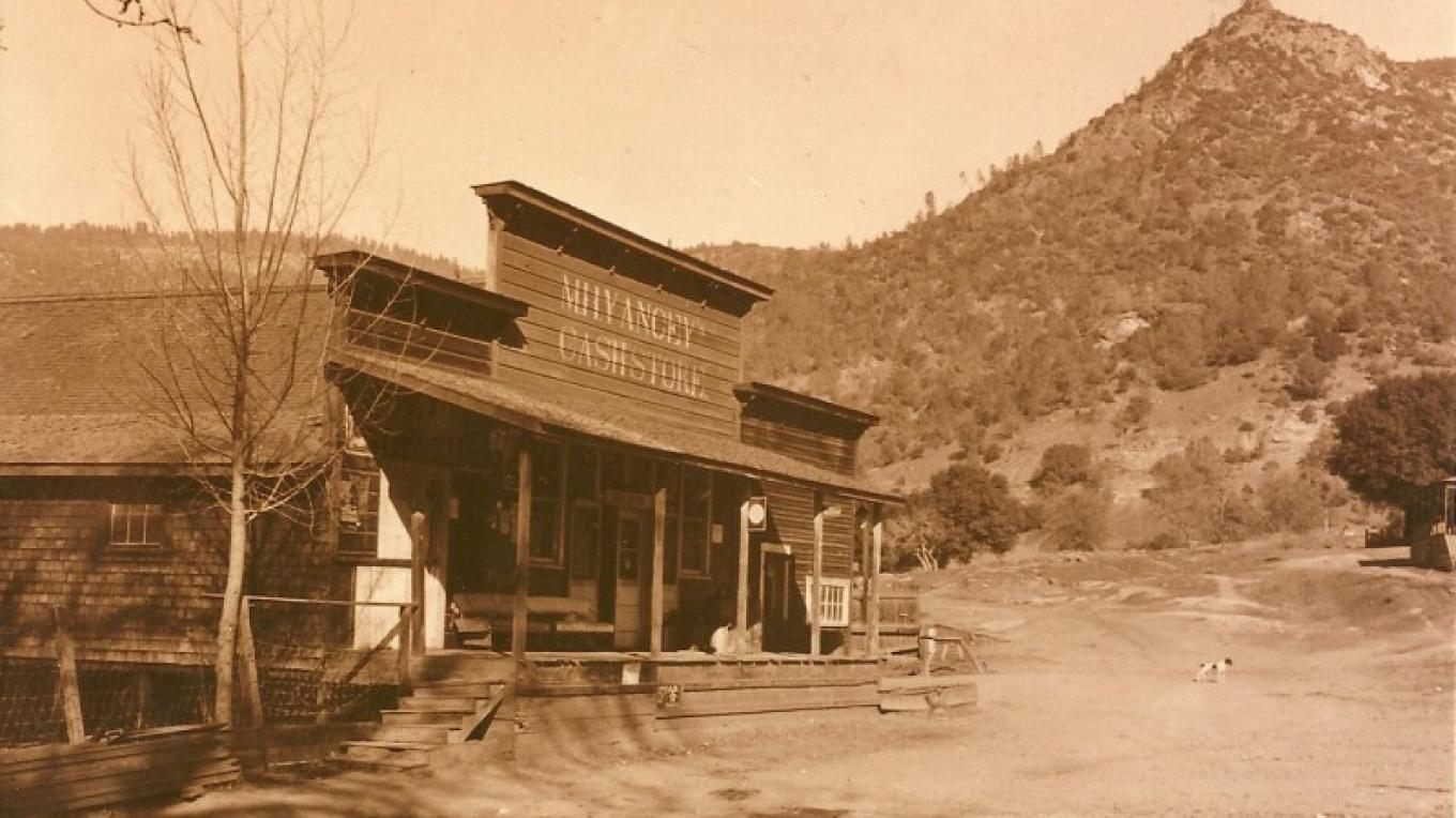 1897 Tollhouse, Ca. – Unknown