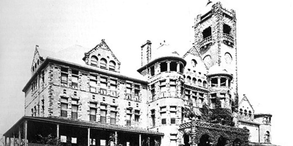 Preston Castle in 1910
