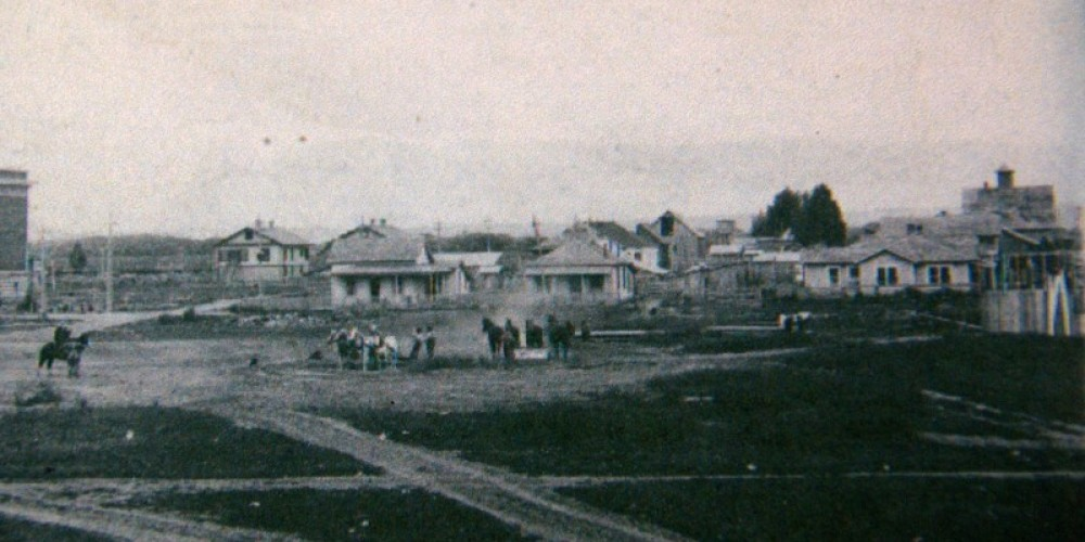 Construction in Alturas