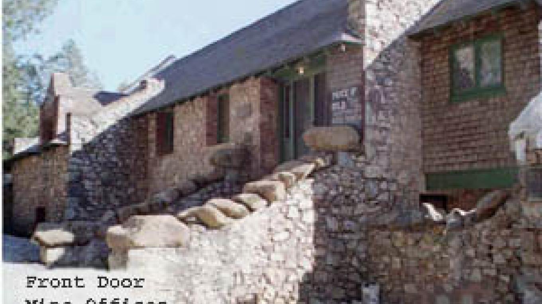 Historic Mine Office – Empire Mine State Park