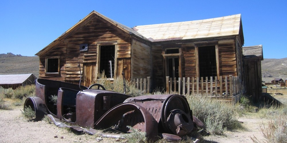 Bodie Ghost Town, Humboldt-Toiyabe National Forest – Jimmy Kellett