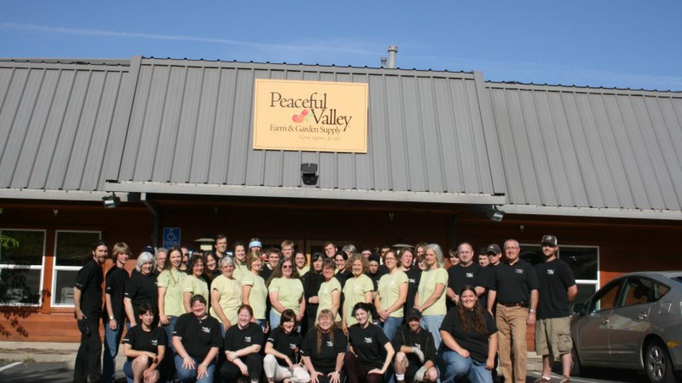 Peaceful Valley boasts a staff of over 60 people during the busy seasons. – Lee Dickerson