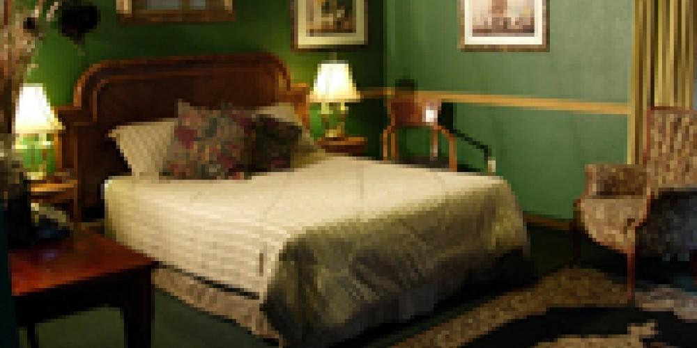 Private room with bath – Douglas Shaw